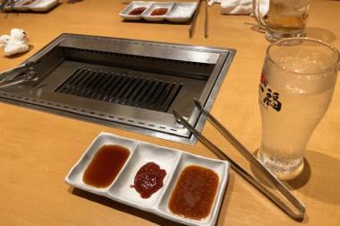 豪華な焼肉ランチ(*^_^*)