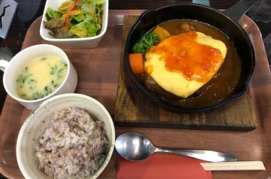 みんなわくわく(^_-)-☆外食の日!