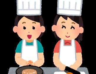 久しぶりのお料理教室( *´艸`)
